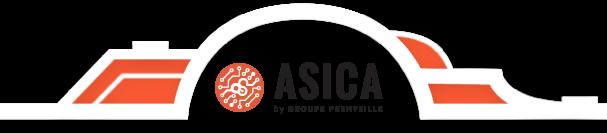 Logo groupe Asica Sicap