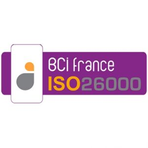 Certification ISO 26000 BCI France