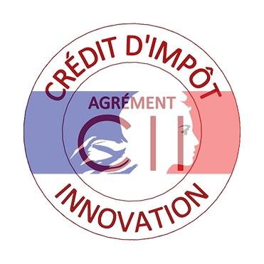 Certification Crédit d'Impot Innovation de la société Asica
